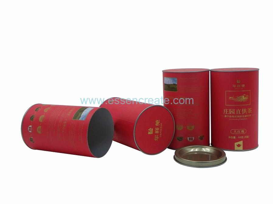 Tea Packaging Cans