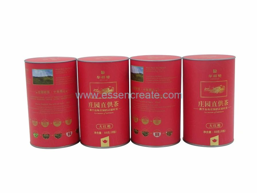 aper Cardboard Packaging Cans