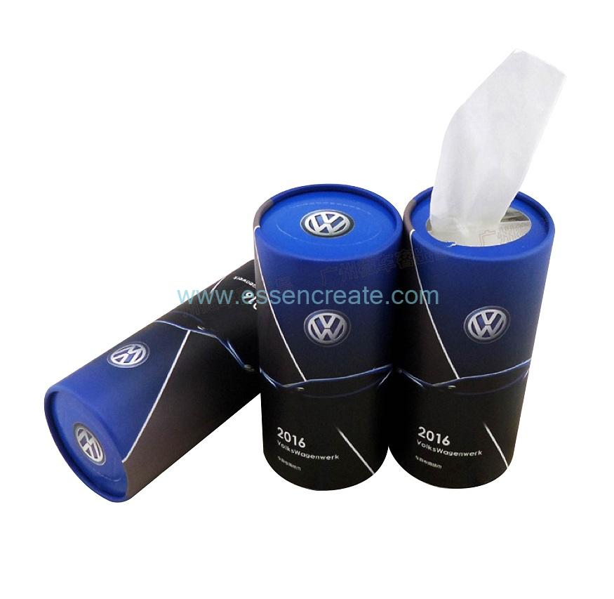 Tissue Packaging Paper Cans