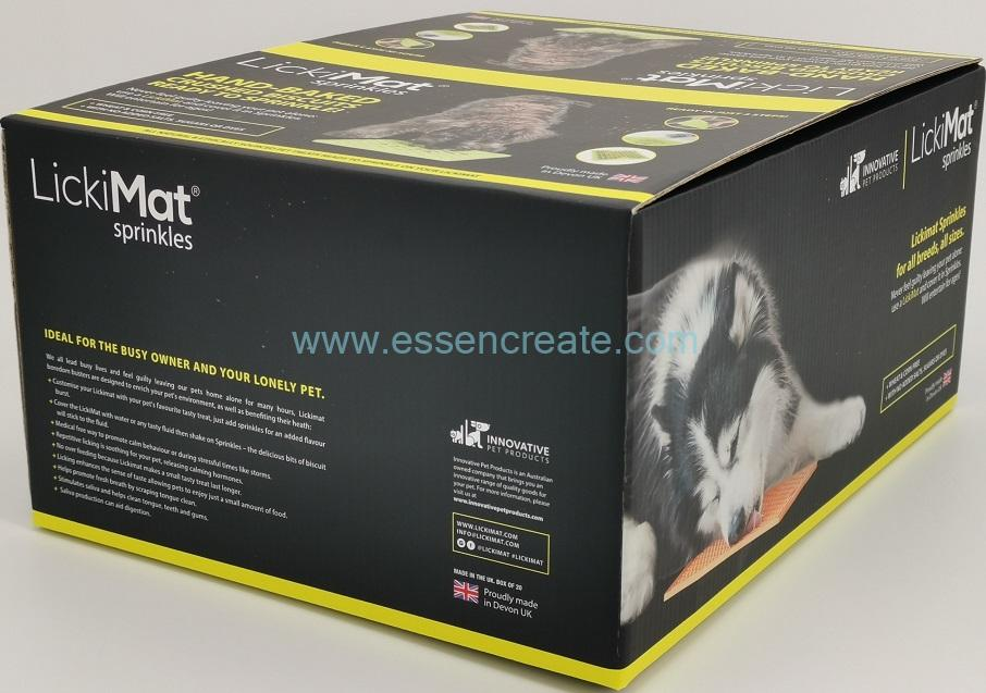 Cat Food Cans Packaging Corrugated Box