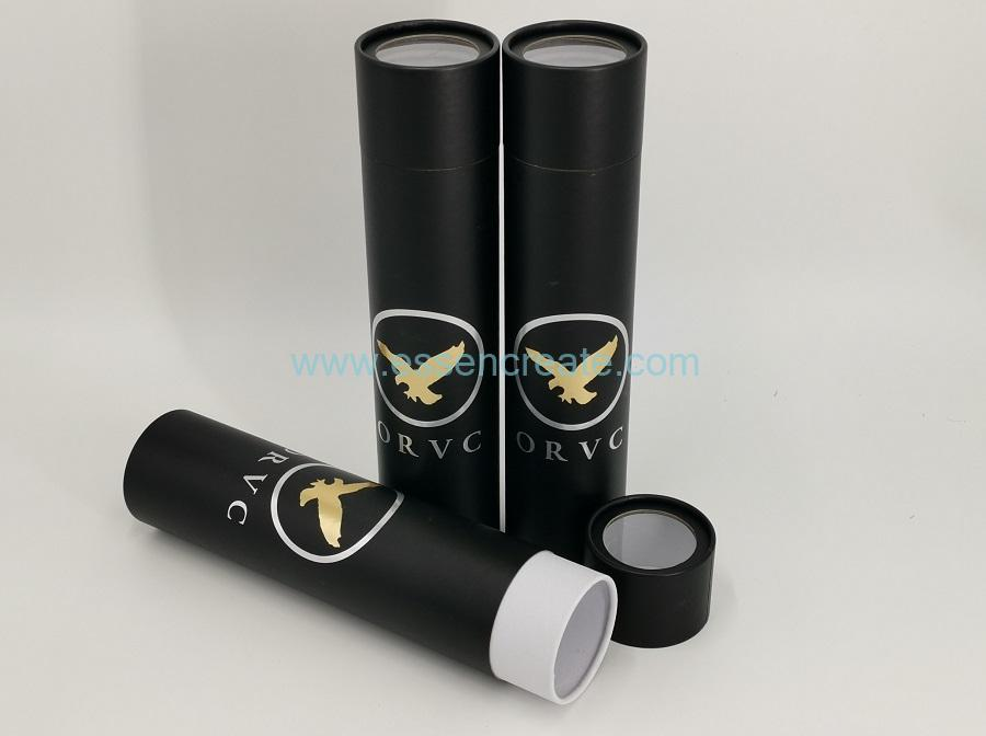 Round Cardboard Tube Packaging