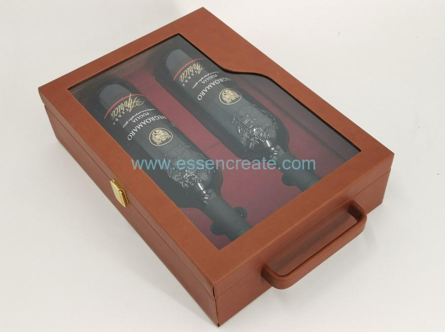 PU Faux Leather Gift Boxes