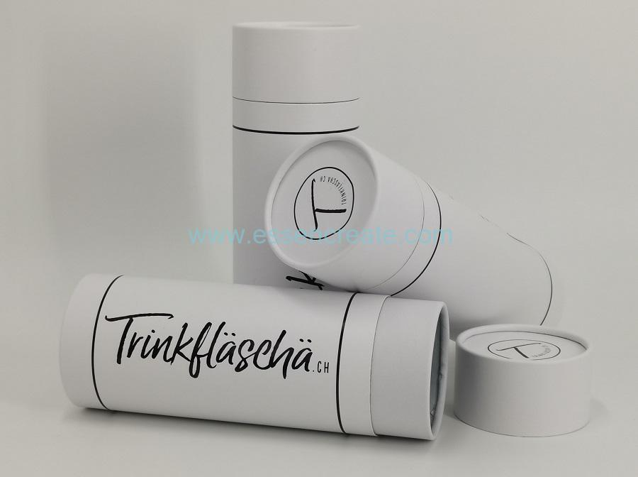 Cylinder Tube for Gift Packaging