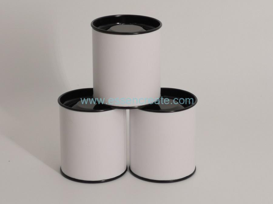 Composite Paper Metal Cans