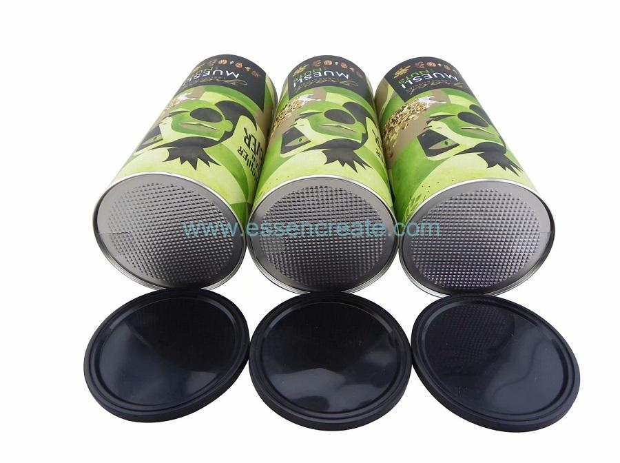 Paper Canister Food Grade Composite Tube