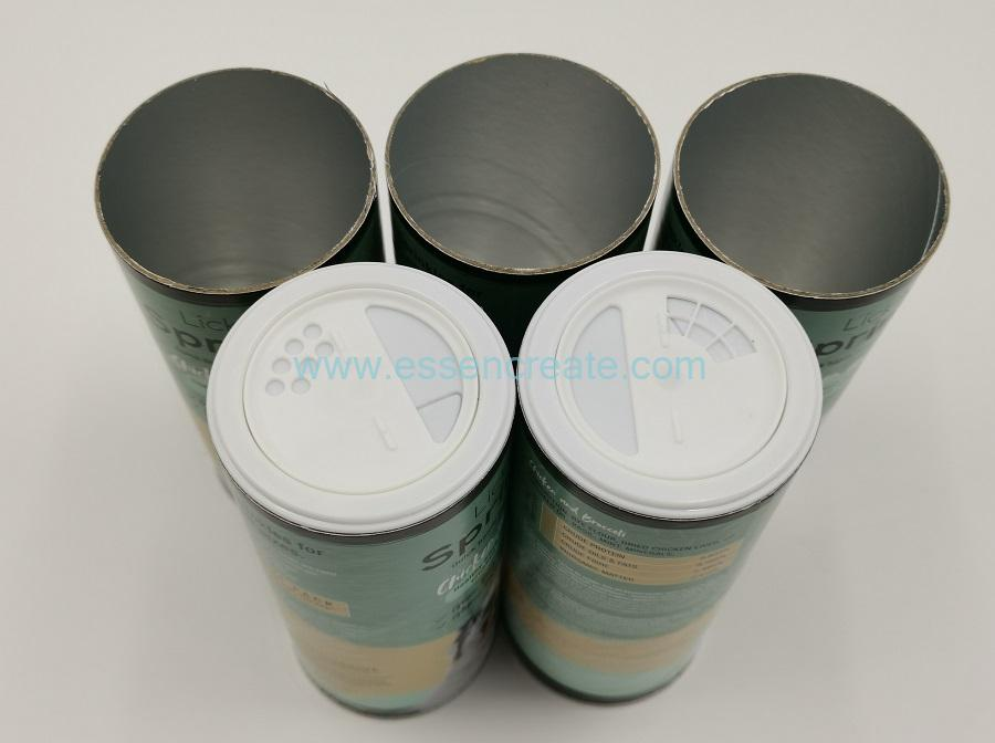 Dog Food Packaging Cans with Aluminum Foil