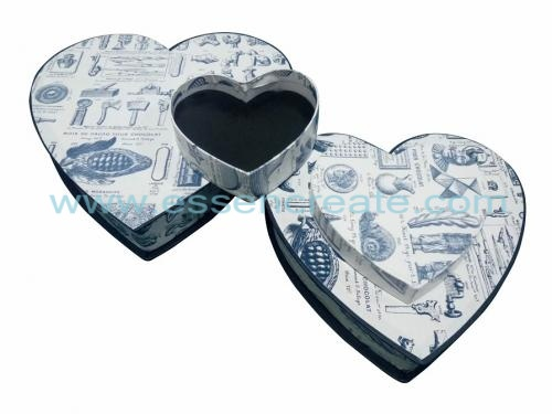 Heart Shaped Paper Gift Box