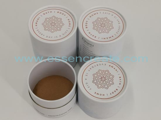 Sculpted Ceramic Mugs Packaging Paper Tube