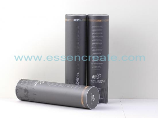 Swiss Wine Packaging Paper Tube