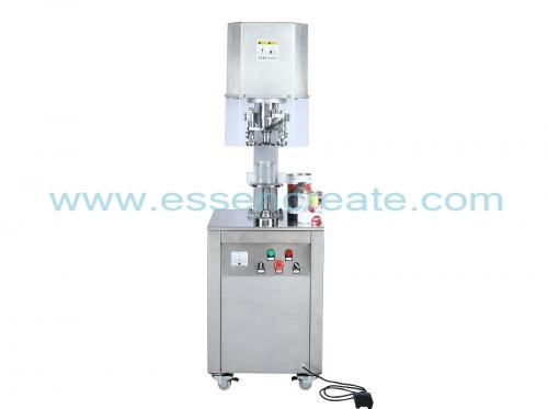 Non-rotary Electric Semi-automatic Can Sealing Machine